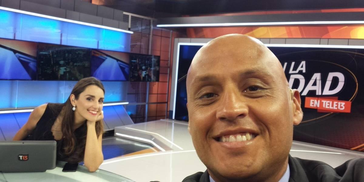 Claudio Bustíos tiene nueva casa televisiva tras ser despedido de Canal 13