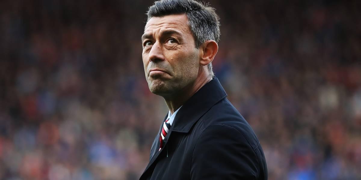 Rangers despide a Caixinha: 'Gullit' y Herrera, a la deriva