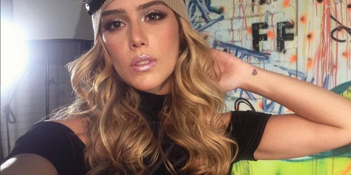 El 'topless' de Susy Mora que es tendencia en redes sociales