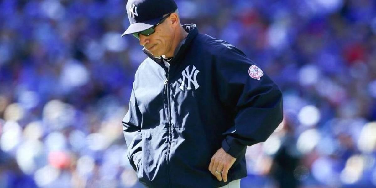 Fin de la era Girardi: los Yankees botan a su dirigente