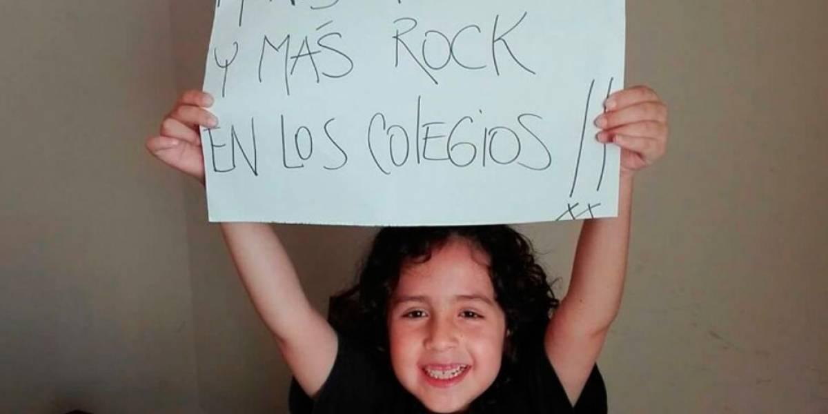 """Casi explota su cabeza en plena clase por culpa de """"Despacito"""": niño se hace viral al declararle la guerra al """"reggaetón"""""""