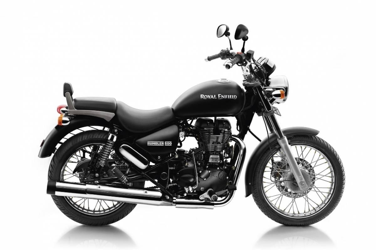 Royal Enfield Rumbler 500: La Clásica Motocicleta Para