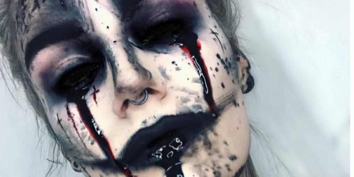 Fotos: El maquillaje más cool de Halloween está en Instagram