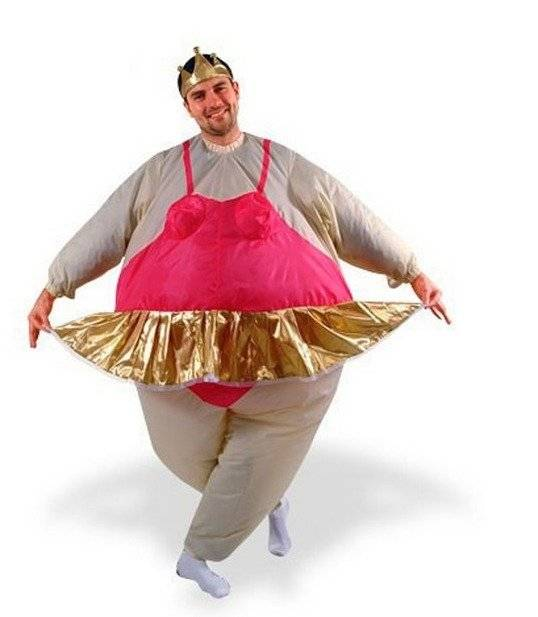 fat shaming costume