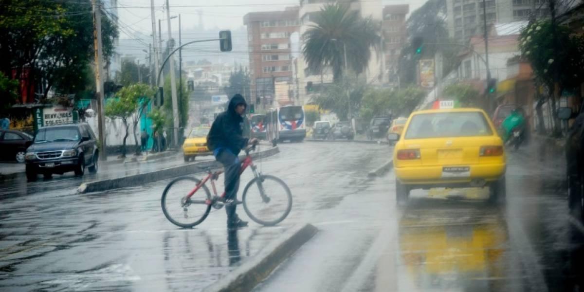 Quito: Se esperan posibles lluvias con granizo hasta el domingo