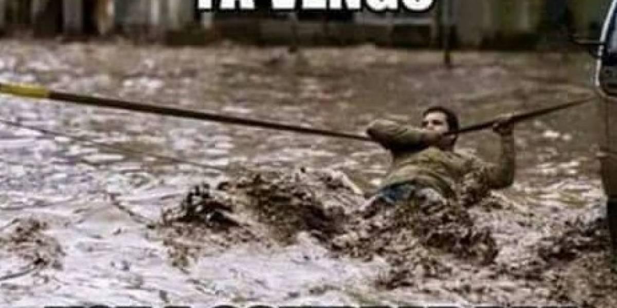 Estos son los memes que dejó la lluvia en Quito