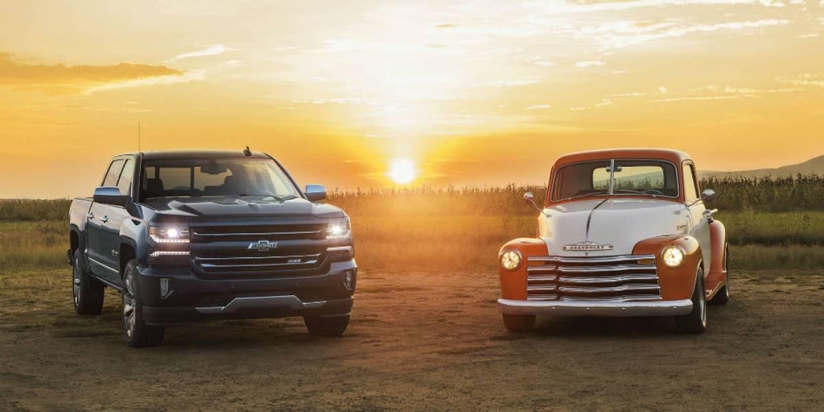 Pickups Chevrolet, 100 años de celebrar el trabajo