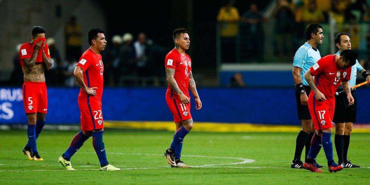 Eligen a la Selección chilena como la más odiada de América