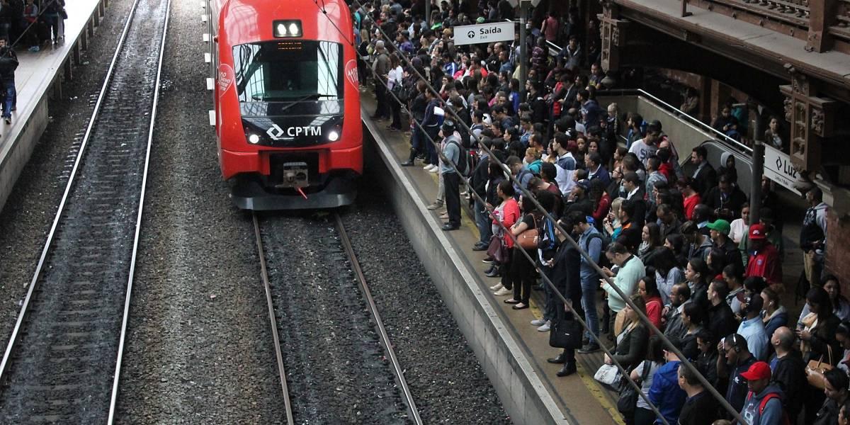 Quem pegar trem na Luz para Cumbica não poderá fazer check-in antecipado