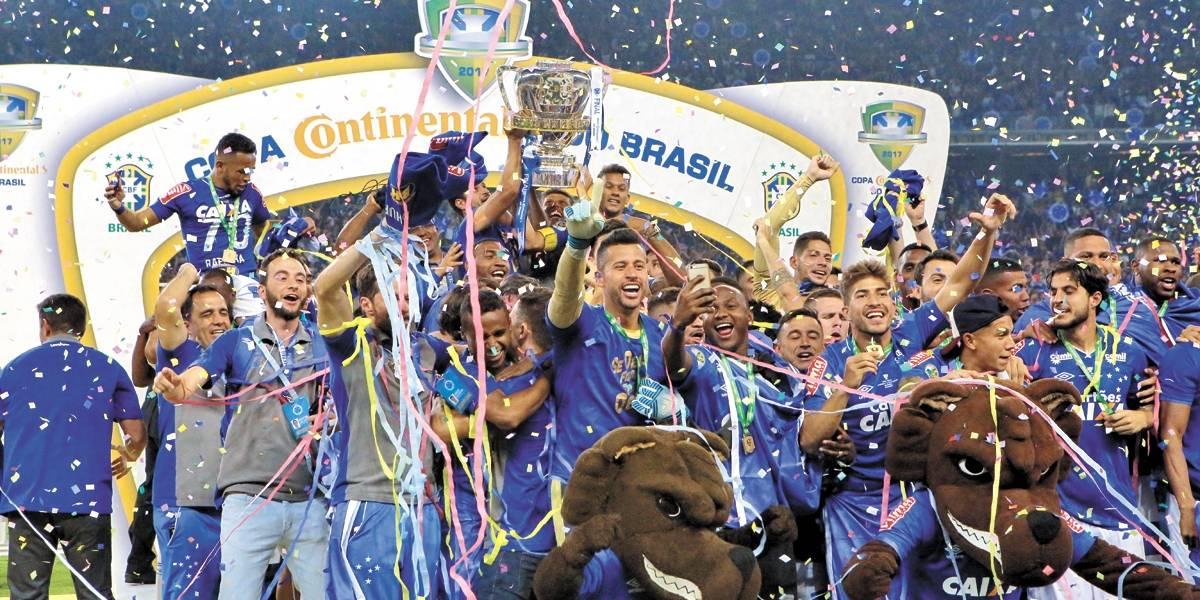 Confira os duelos das oitavas da Copa do Brasil