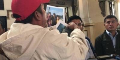Denuncian paradero de Alejandro Sinibaldi