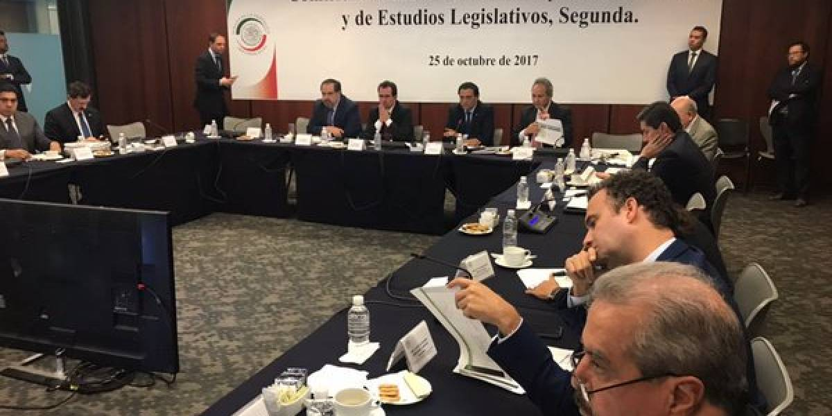 Senado aprueba en comisiones y sin cambios Ley de Ingresos 2018