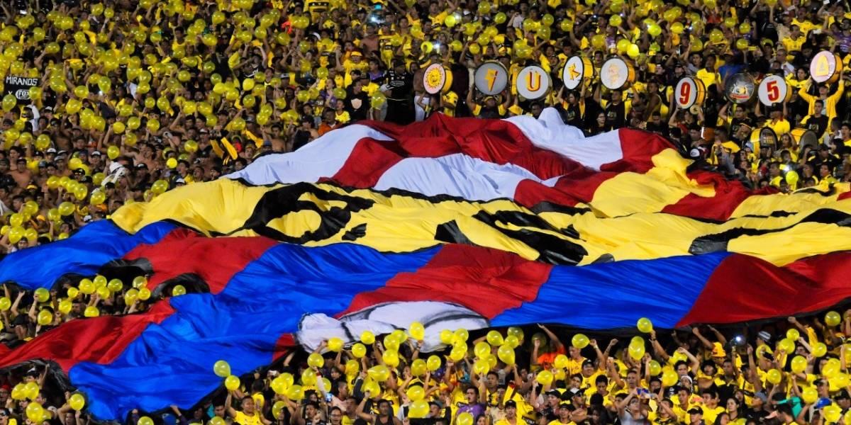 La casi millonaria recaudación de Barcelona SC frente a Gremio