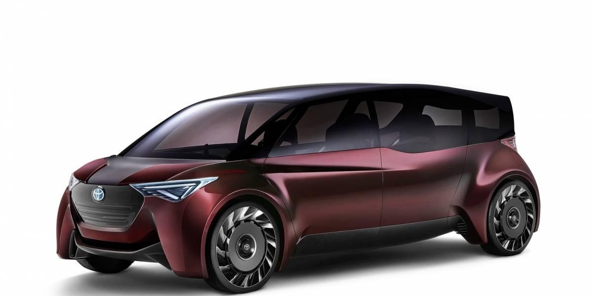 Toyota presenta un monovolumen eléctrico que funcionará con hidrógeno