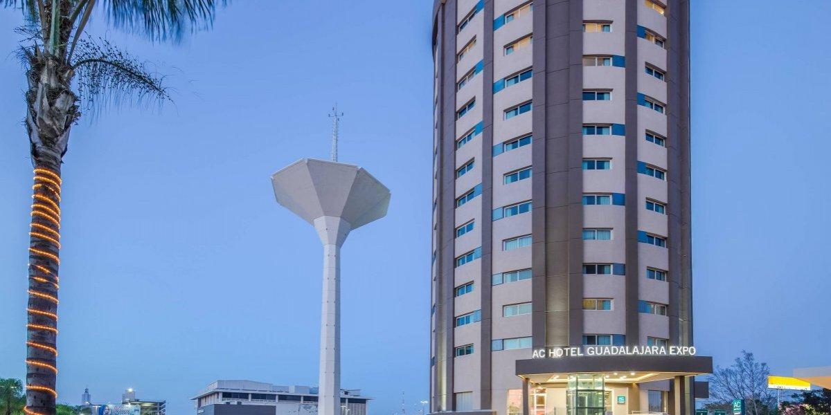 Guadalajara estrena un nuevo hotel con vista de 360 grados