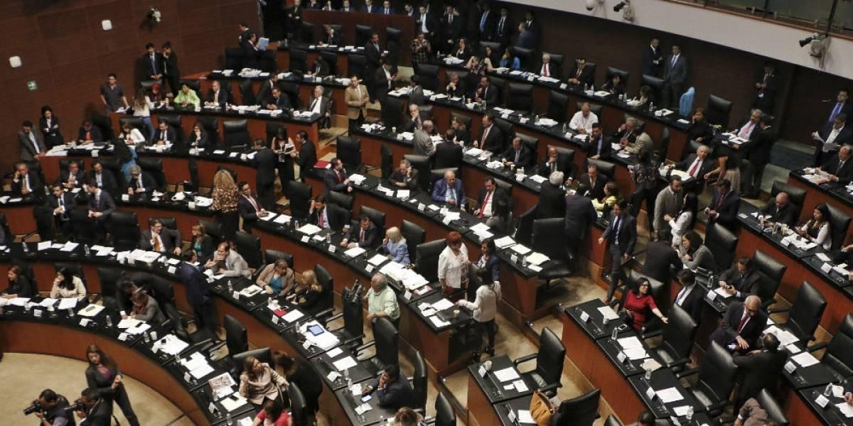 Pleno del Senado avala en lo general Ley de Ingresos