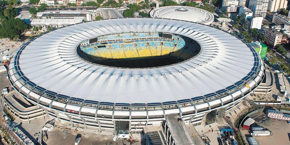 Estádio do Maracanã completa 70 anos