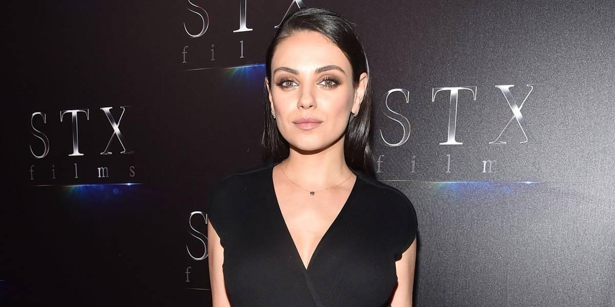 Mila Kunis fala das vantagens de se trabalhar em um set feminino: 'sem gritaria'