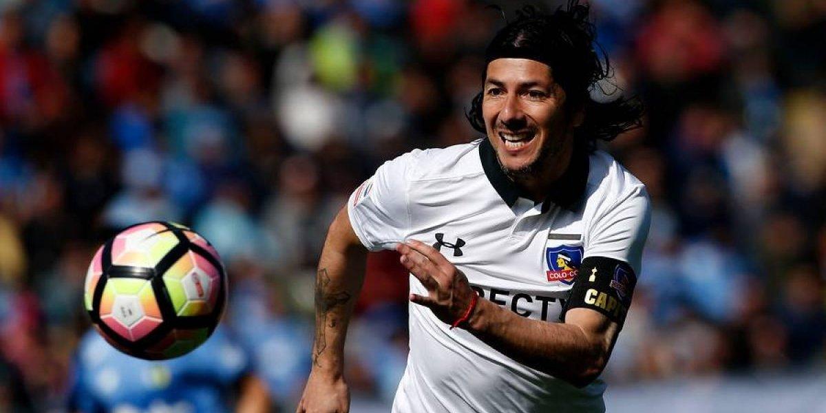 Jaime Valdés sigue siendo el dolor de cabeza de Guede en Colo Colo