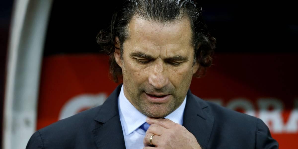 Pizzi se despidió con una carta y habló del plantel de Chile