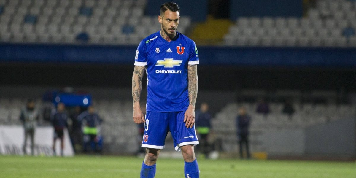 Mauricio Pinilla es la preocupación total de la U para el Clásico Universitario