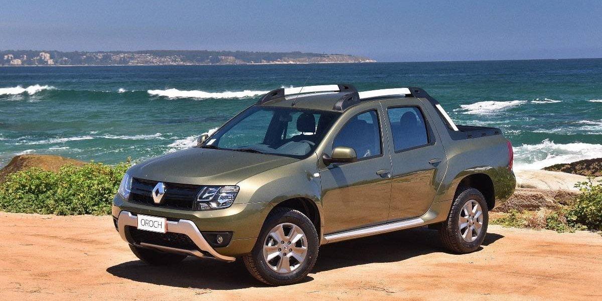 Oroch, la interesante jugada pick-up de Renault