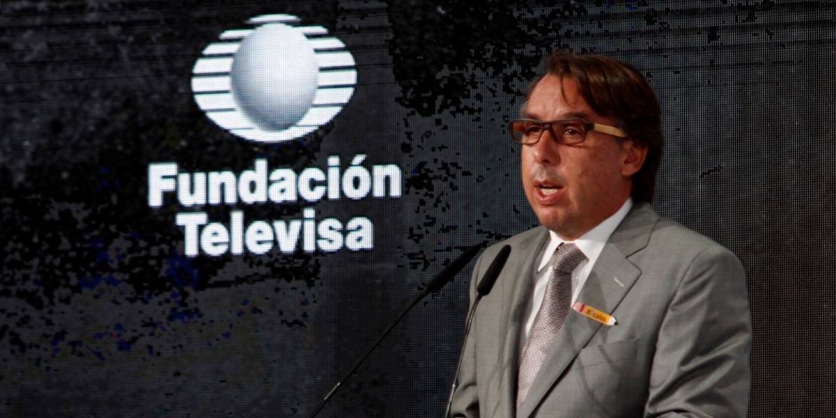 Emilio Azcárraga Jean renuncia a Grupo Televisa: WSJ