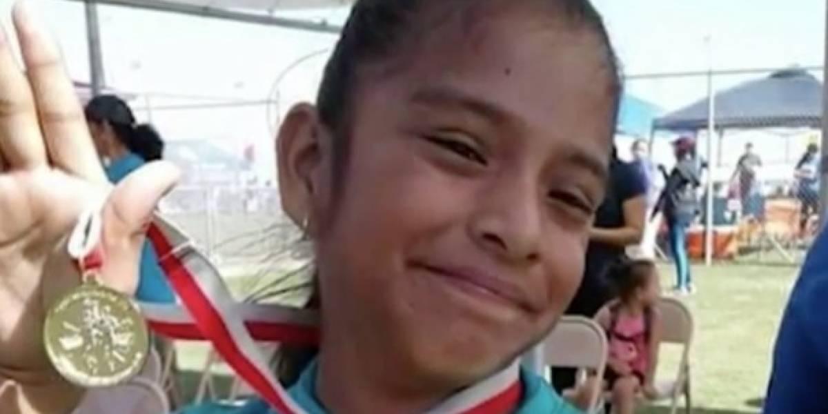 Niña con parálisis cerebral podría ser deportada