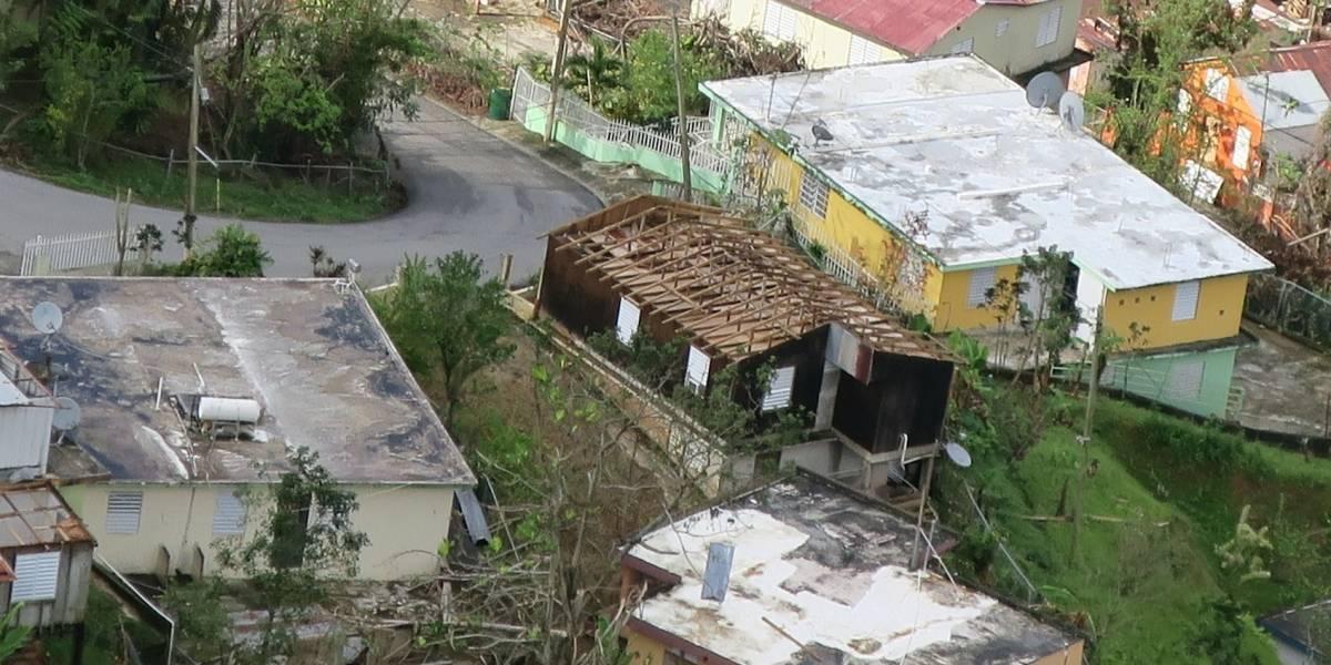 La isla ante el reto de la destrucción de cerca de 50 mil viviendas