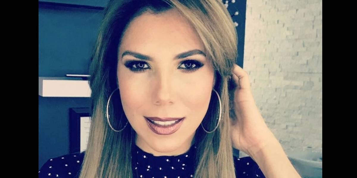 Yulianna Vargas revela su amor por un celador