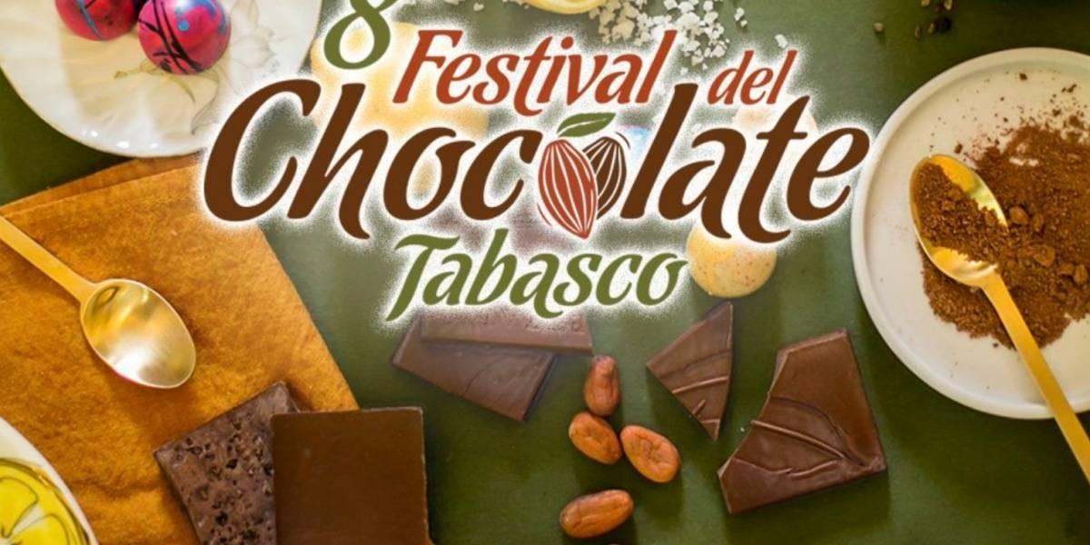 No te pierdas el próximo Festival del Chocolate en Tabasco