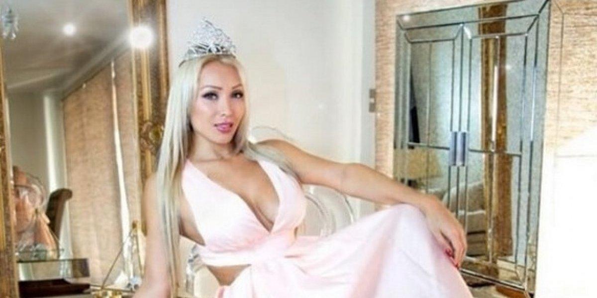 Daniella Chávez celebra su cumpleaños como un a princesa