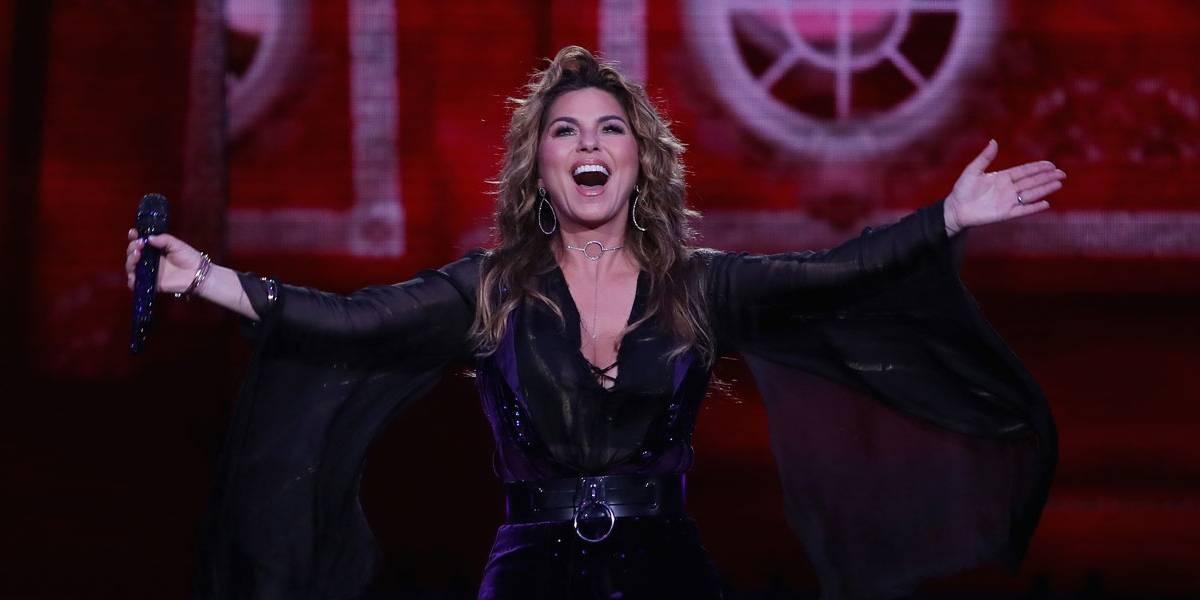Shania Twain vem ao Brasil pela 1ª vez para cantar na Festa do Peão de Barretos