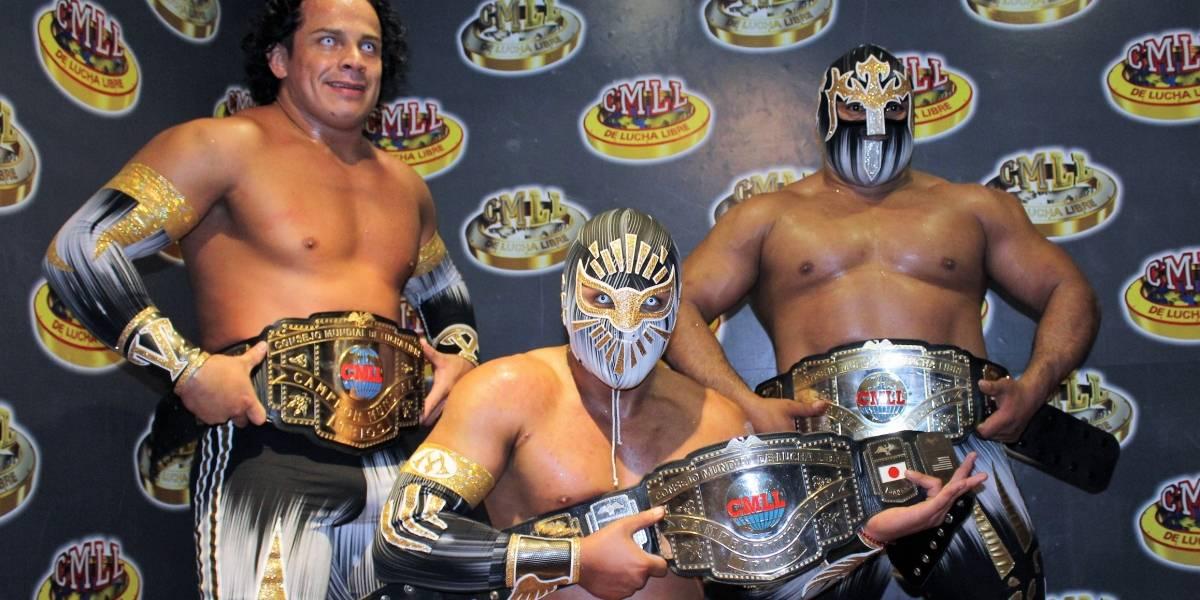 El Sky Team se reúne de nuevo en la Arena México