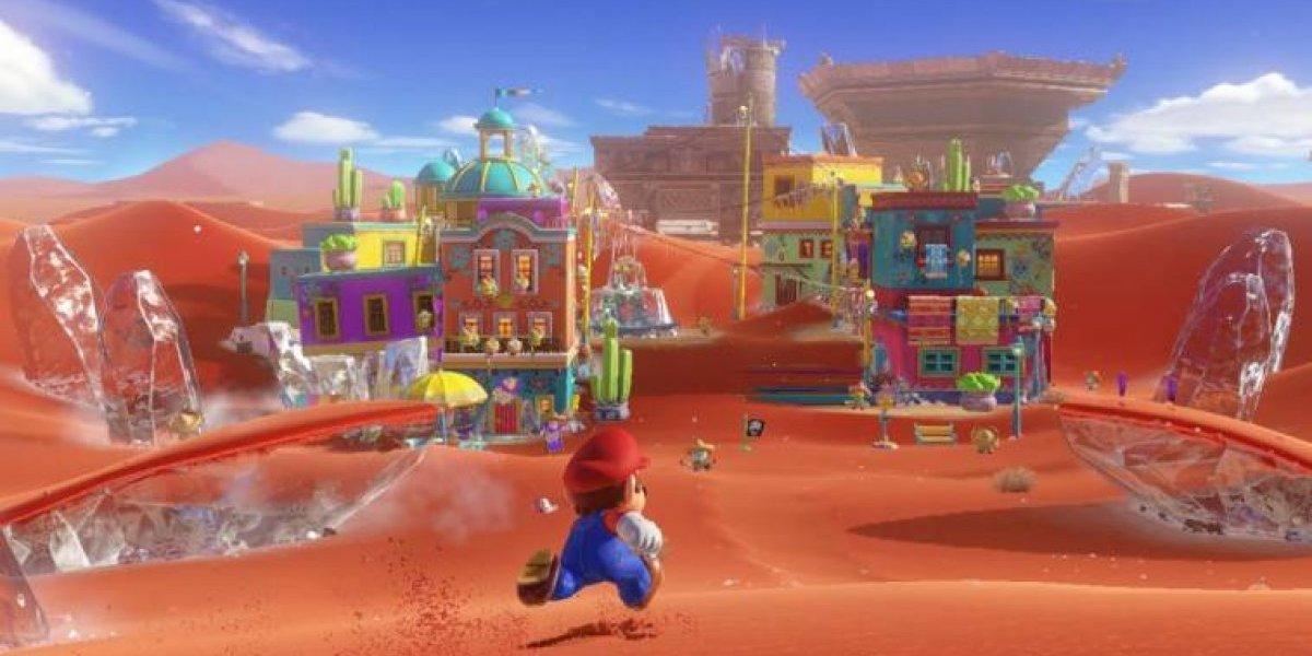 Super Mario Odyssey se perfila para juego del año