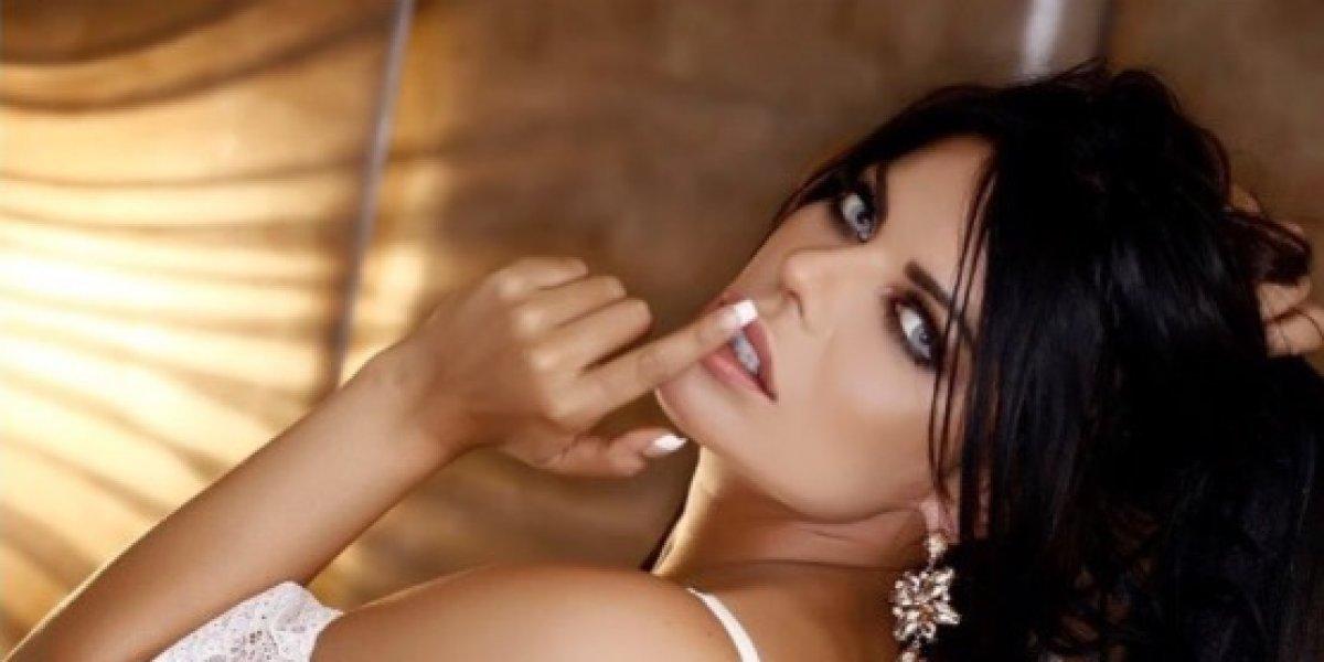 Miss Bumbum felicitó a Kim Kardashian en su cumpleaños recreando una polémica foto al natural