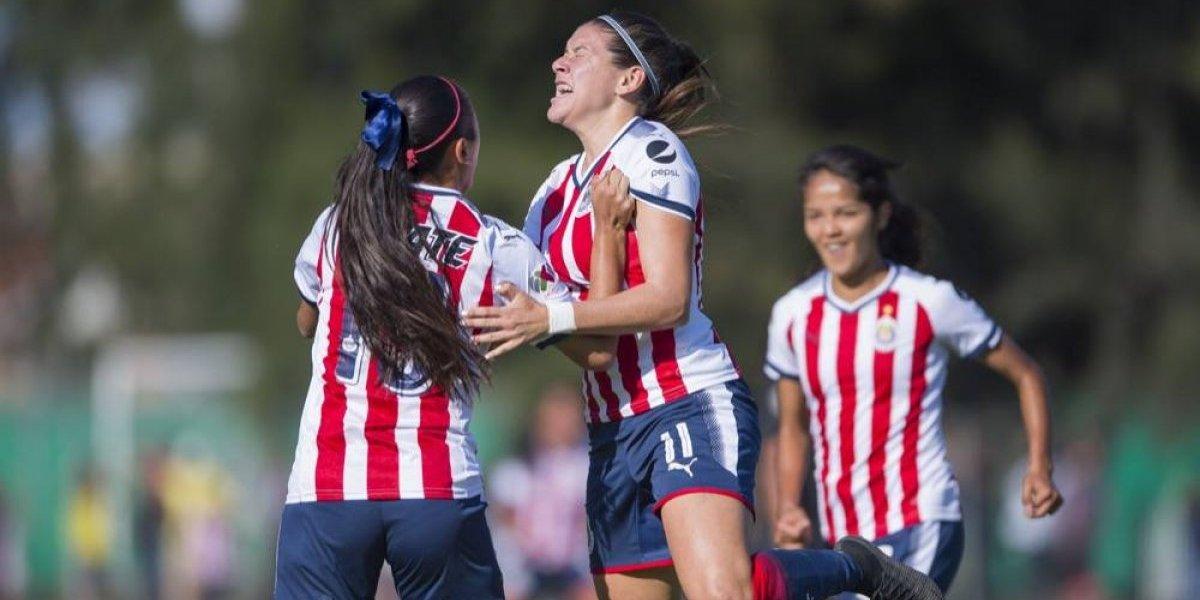 Clásico Nacional en semifinales de la Liga MX Femenil