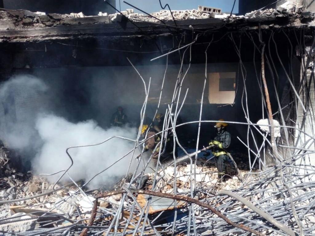 Incendio en predio de Prados Providencia causa movilización de bomberos