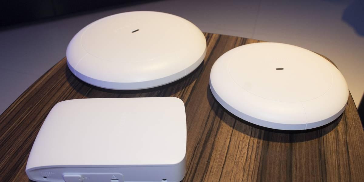 Samsung presenta nuevo WiFi para empresas