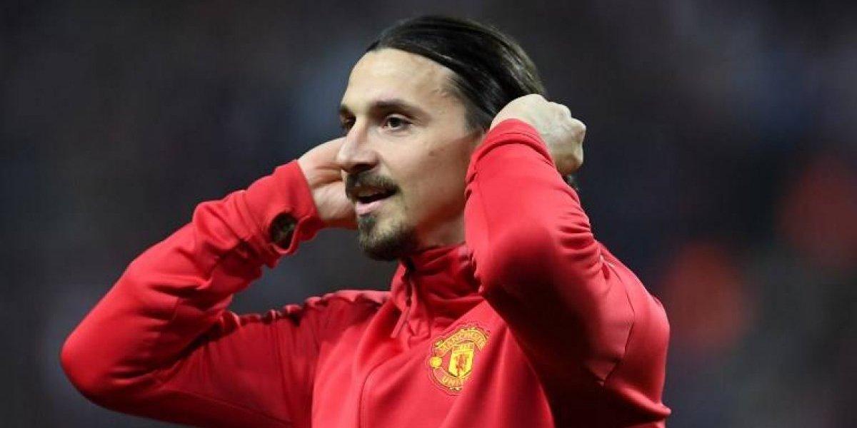 Zlatan Ibrahimovic está de vuelta en el United y ya fijó su gran objetivo