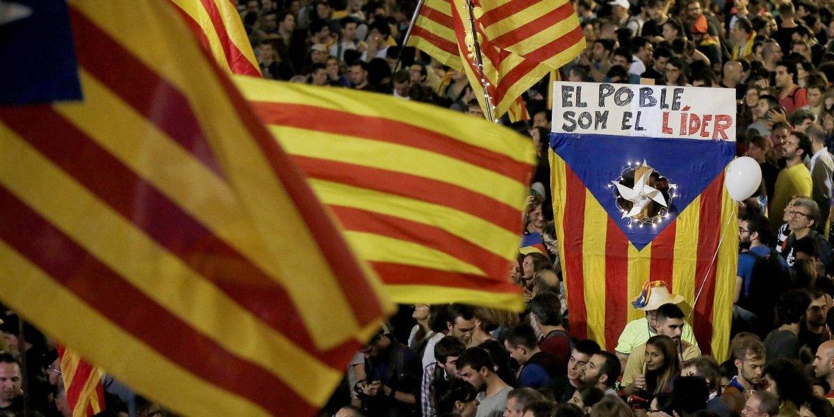 La Unión Europea no reconoce la declaración de independencia de Cataluña