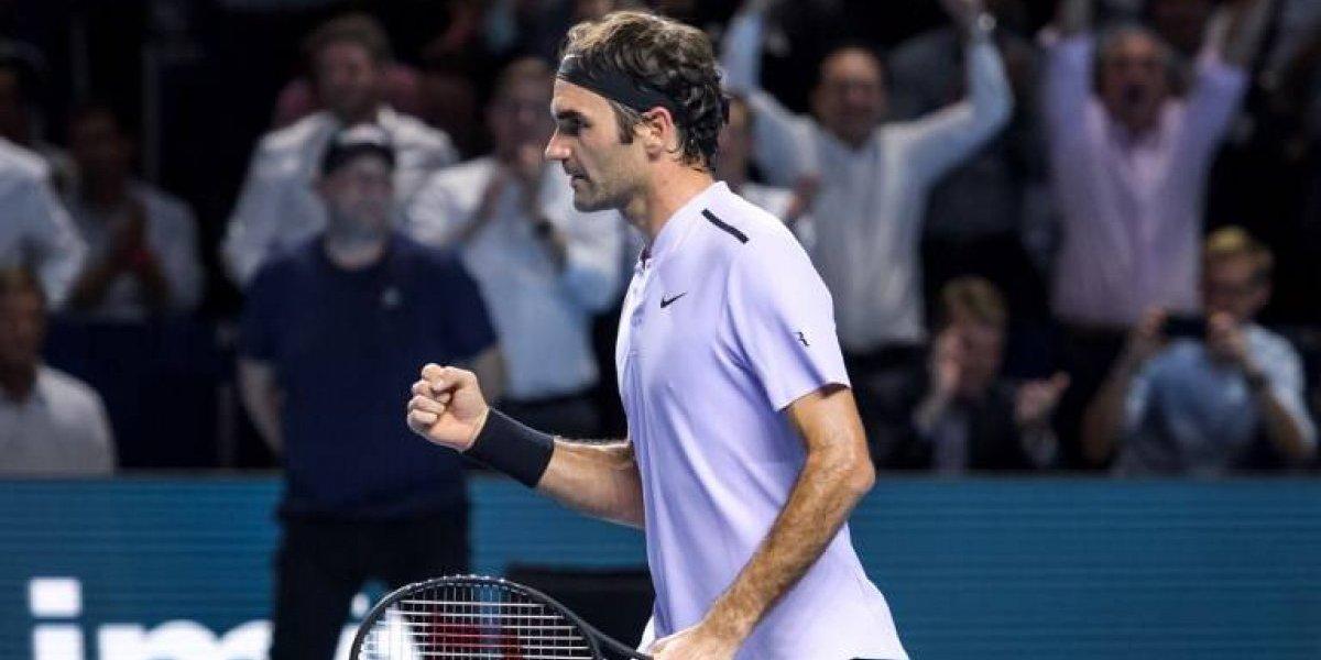 Federer sigue ganando en Basilea y el sueño del Nº1 puede ser realidad