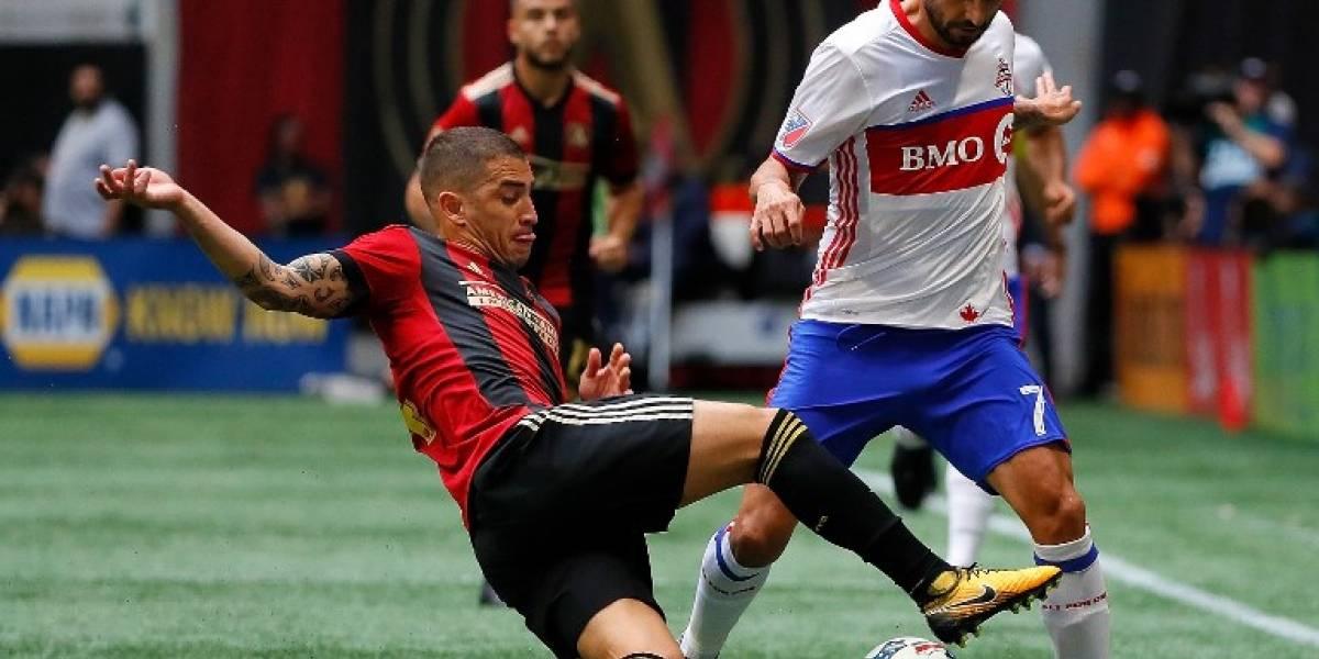 El doloroso adiós por penales del Atlanta United de Carmona en los playoffs de la MLS