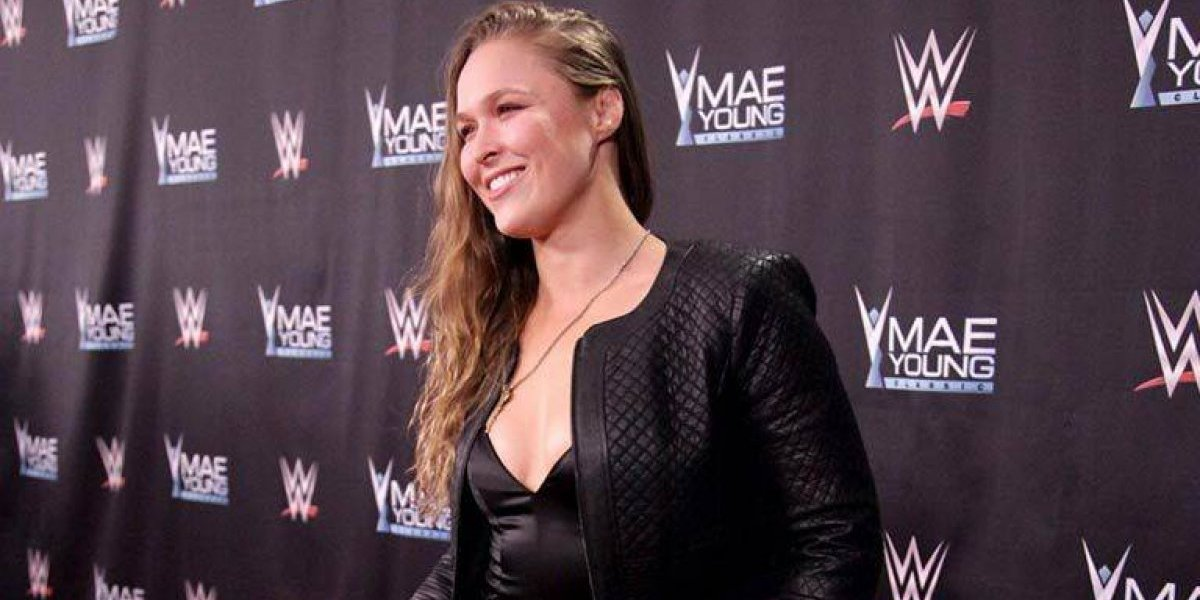 Ronda Rousey ya habría firmado con WWE