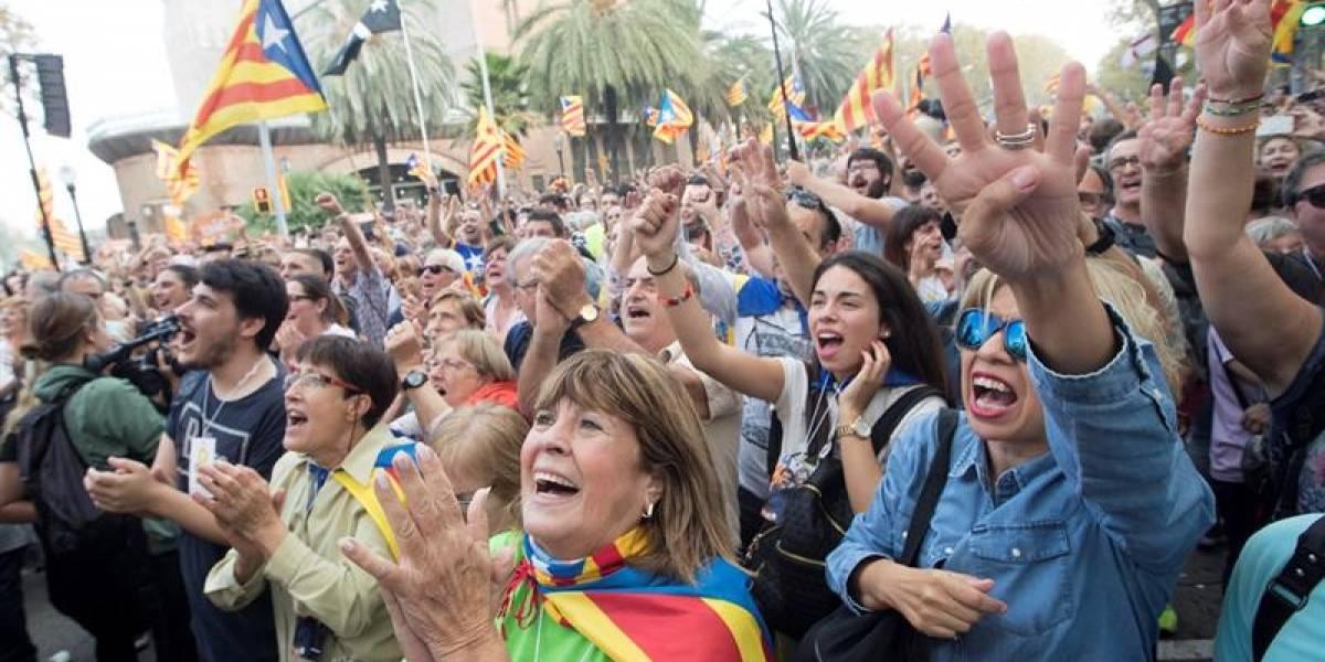 """Unión Europea y declaración de independencia de Cataluña: """"Nada cambia. España sigue siendo nuestro único interlocutor"""""""