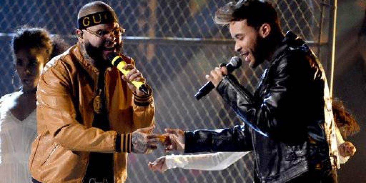 CNCO, Prince Royce y Enrique Iglesias triunfan en los Latin AMAs