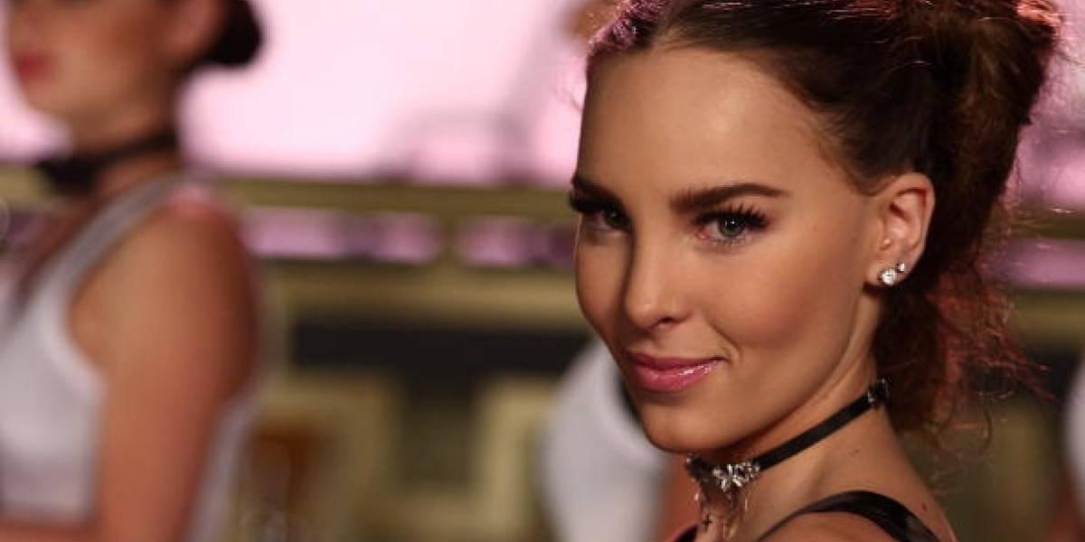 Belinda impactó a sus seguidores con nuevo look en Cuba