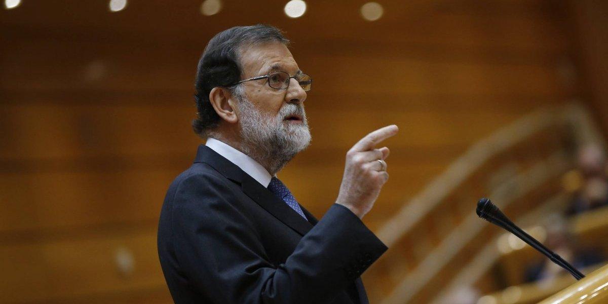 Rajoy mantiene el artículo 155; Cataluña seguirá sin gobierno