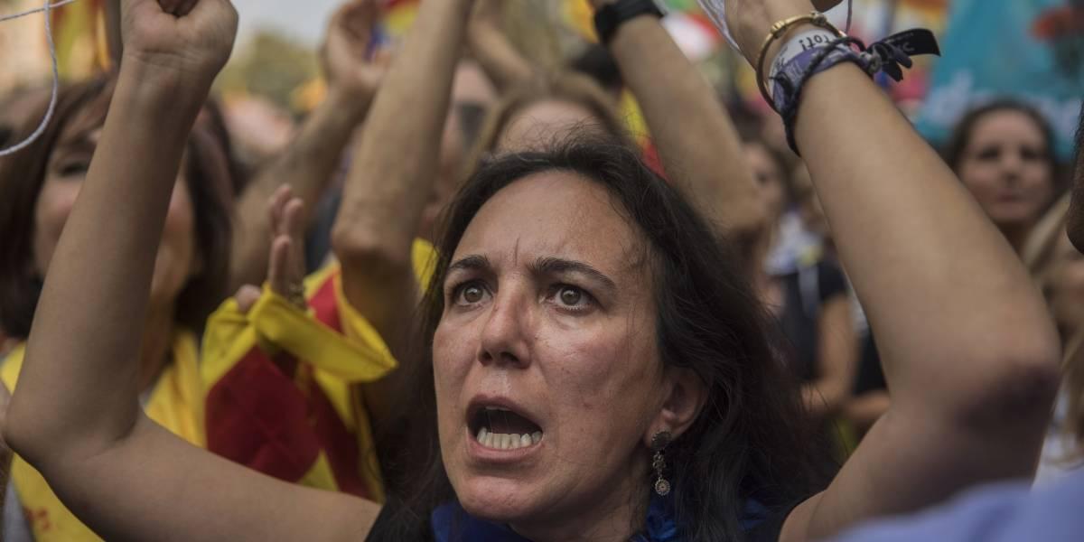 Rechazo internacional a la Declaración de Independencia de Cataluña