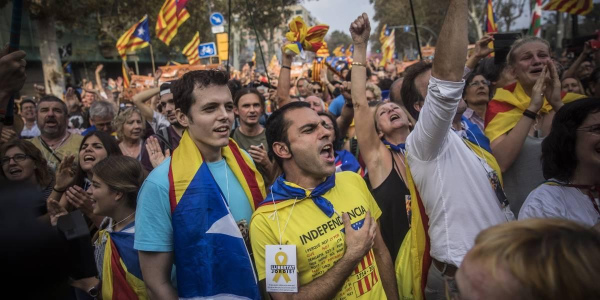 Senado de España aprueba la aplicación del artículo 155 sobre Cataluña